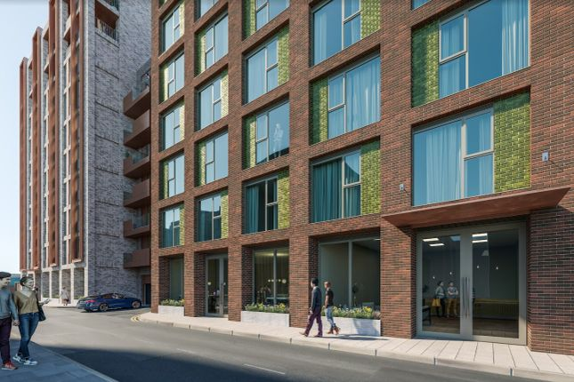 Thumbnail Flat for sale in Blackstock Street, Liverpool