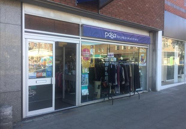 Thumbnail Retail premises to let in 1, Delamere Street, Crewe
