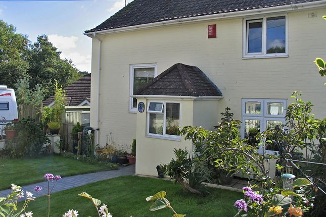 Thumbnail Semi-detached house for sale in Moor Road, Staverton, Totnes