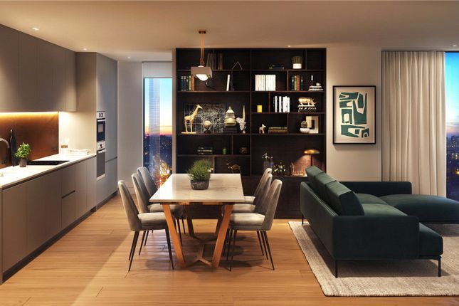 Thumbnail Flat for sale in Culvert Road, London