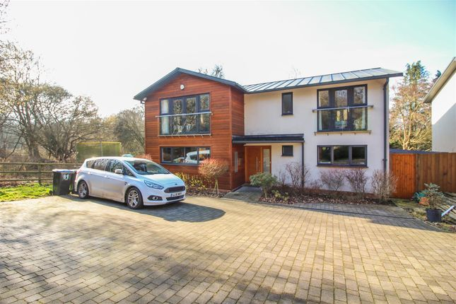 Thumbnail Detached house for sale in Collins Meadow, Harlow