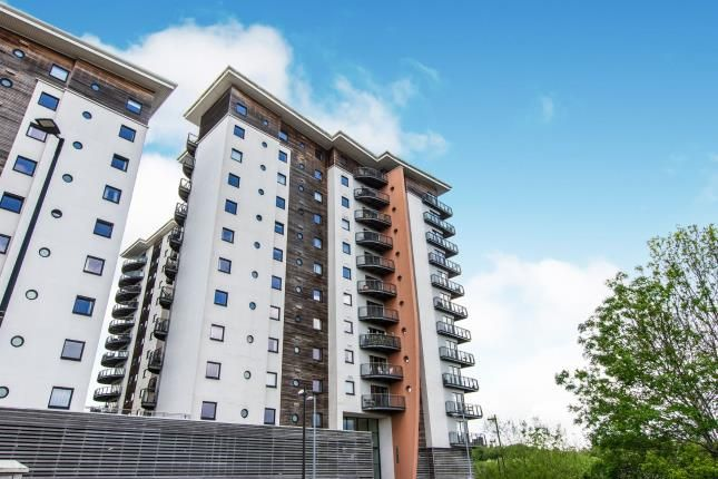 1 bedroom flat for sale in Roma, Victoria Wharf, Watkiss Way, Cardiff