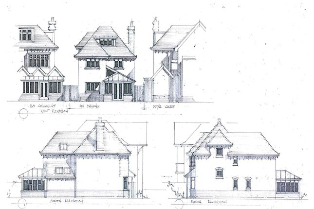 Thumbnail Land for sale in Connaught Avenue, Frinton-On-Sea