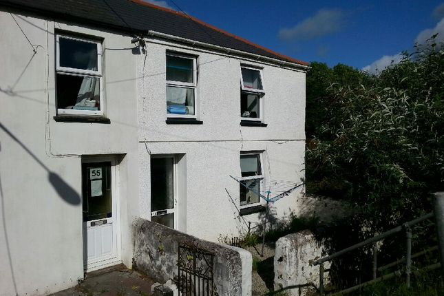 Thumbnail Maisonette to rent in Guildford Road, Hayle
