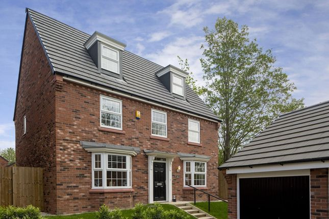"""Thumbnail Detached house for sale in """"Emerson"""" at Village Street, Runcorn"""