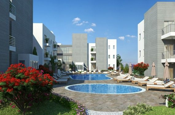 3 bed apartment for sale in Magnolia Court, Town Centre, Paphos