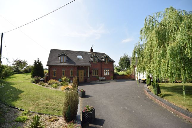 4 bed detached house for sale in Church Lane, Ash Magna, Whitchurch