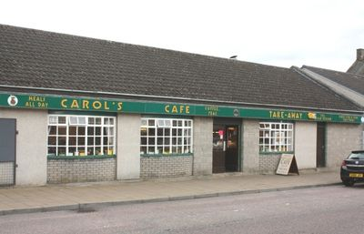 Thumbnail Leisure/hospitality for sale in Carols Cafe, 1 Castle Road Invergordon, Ross-Shire, Invergordon
