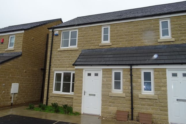 Thumbnail Semi-detached house to rent in Cubley Wood Way, Penistone, Sheffield