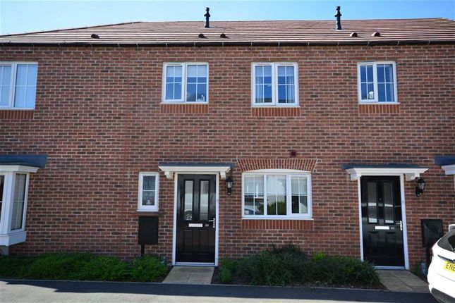 Thumbnail Town house for sale in Denby Bank, Marehay, Ripley