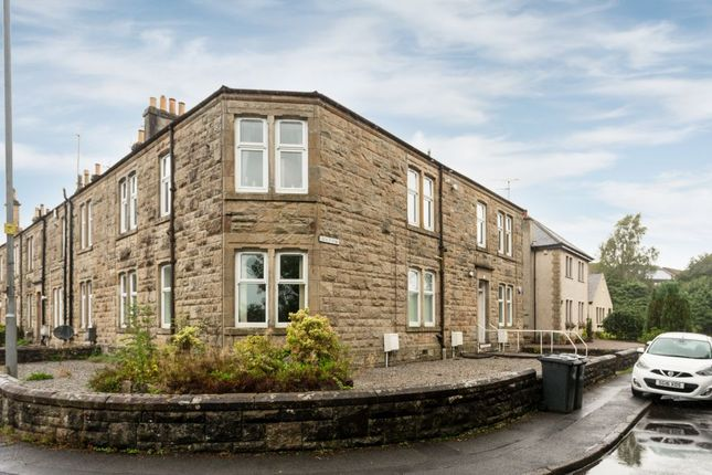 Thumbnail Flat for sale in 1 Lochlip Road, Lochwinnoch