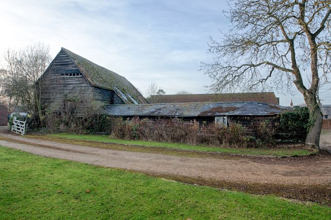 Thumbnail Barn conversion for sale in High Street, Widford, Ware