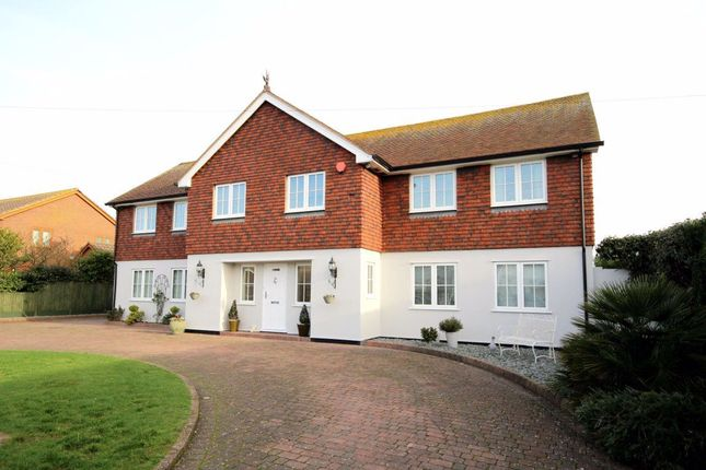 Thumbnail Property to rent in North Road, Sandwich Bay, Kent