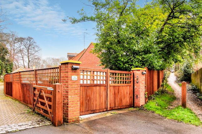 Thumbnail Detached house for sale in Frimley Road, Ash Vale, Aldershot