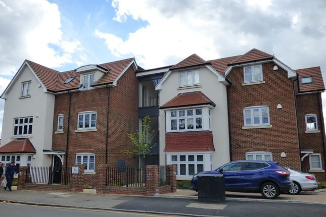 Thumbnail Flat to rent in Challis Court, Oaklands Avenue, Romford, Essex