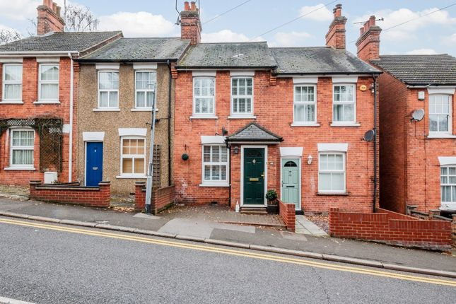 Thumbnail Terraced house for sale in Weald Road, Brentwood, Essex