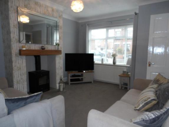 Living Room of Mill Lane, Coppull, Chorley, Lancashire PR7