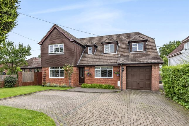 Thumbnail Detached house for sale in Clubhouse Lane, Waltham Chase, Southampton