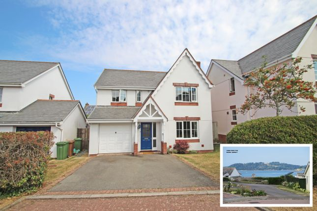 Thumbnail Detached house for sale in Durwent Close, Mount Batten, Plymouth, Devon