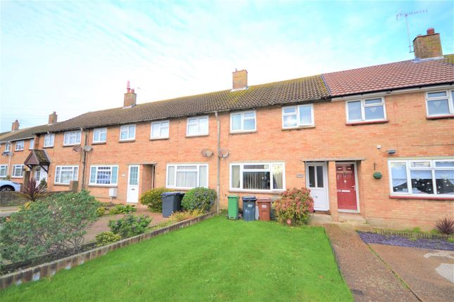 Thumbnail Terraced house to rent in Brodrick Road, Eastbourne