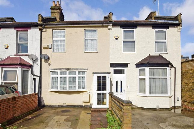 Thumbnail Terraced house for sale in Sinclair Road, London