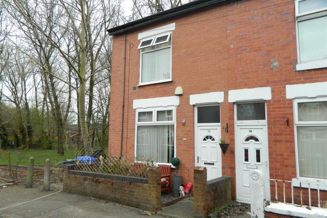 Thumbnail Terraced house for sale in Bowler Street, Levenshulme, Manchester