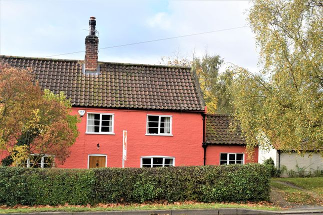 Thumbnail Cottage for sale in Main Street, Saxby-All-Saints, Brigg