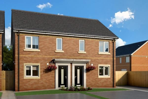 "Thumbnail Property for sale in ""The Clarendon At The Parks Phase 4"" at Glaisher Street, Everton, Liverpool"