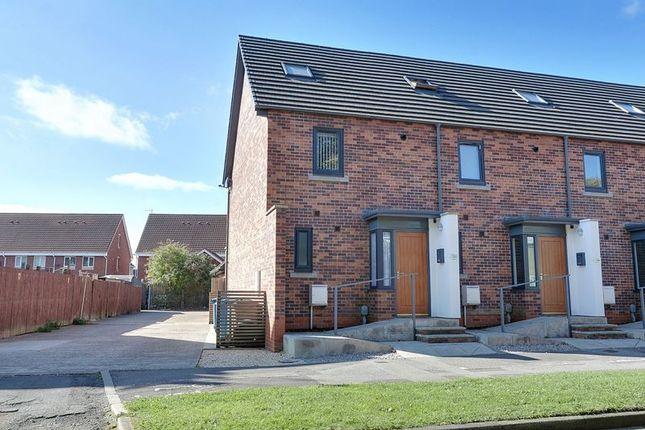 Thumbnail End terrace house for sale in Marfleet Lane, Hull