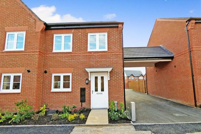 2 bed mews house for sale in Hazel Way, Edleston, Nantwich