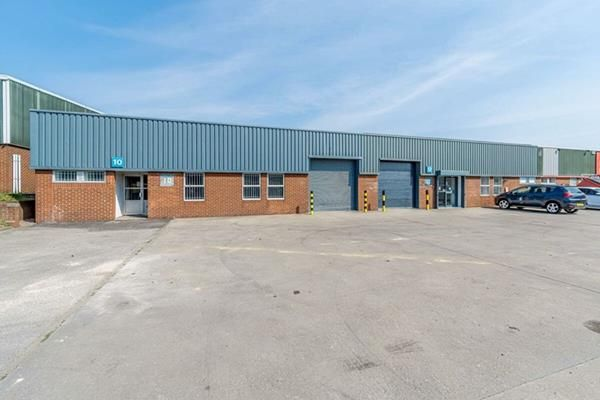 Thumbnail Light industrial to let in Unit 10, Stadium Court, Rotherham, South Yorkshire