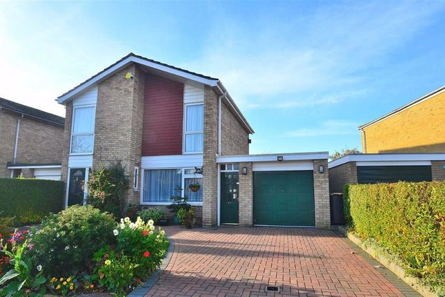 Thumbnail Link-detached house for sale in Whitworth Way, Wilstead, Bedford