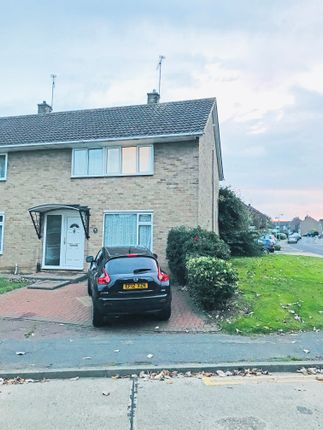 Thumbnail Terraced house for sale in Inga Way, Basildon