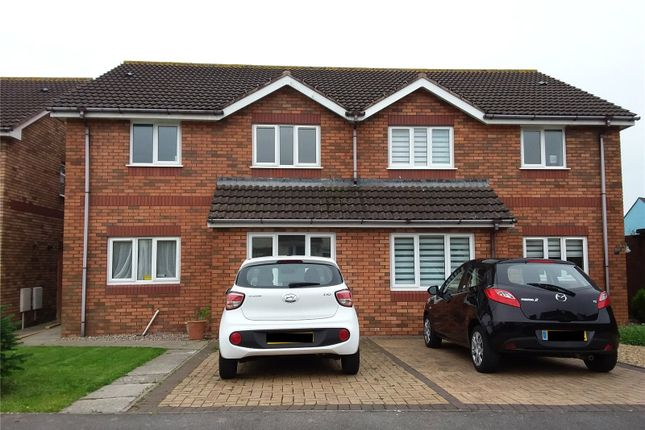 Thumbnail Semi-detached house to rent in St Davids Way, Porthcawl