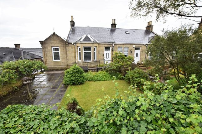 Thumbnail Semi-detached house for sale in Stirling Road, Airdrie