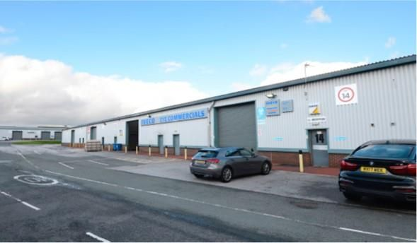 Thumbnail Light industrial to let in Units 14 & 15, Haydock Cross Industrial Estate, Kilbuck Lane, Haydock, Merseyside