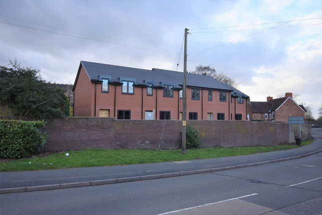Thumbnail Property for sale in Plot 2 Michaels Terrace, Waterloo Road, Hadley, Telford