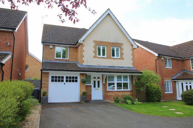 Thumbnail Detached house for sale in 4 Abbott Way, Tenterden, Kent