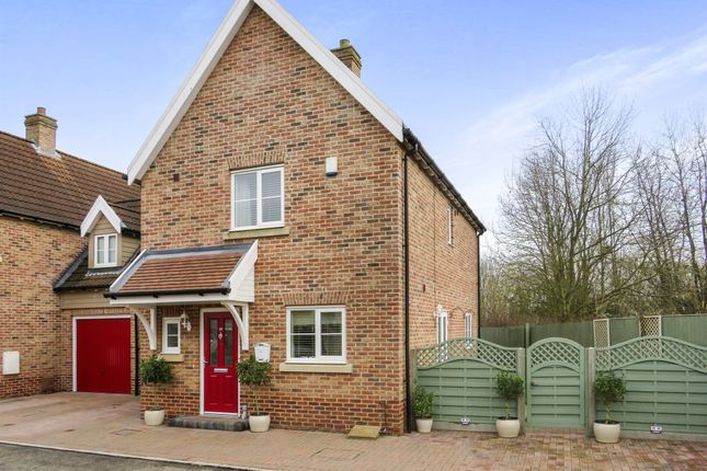 Thumbnail Link-detached house for sale in Larks Place, Norwich Road, Dereham