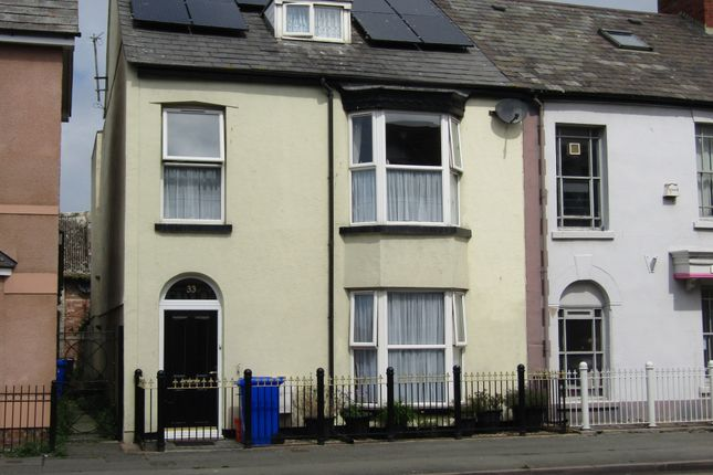 Thumbnail Town house for sale in Kinmel Street, Rhyl
