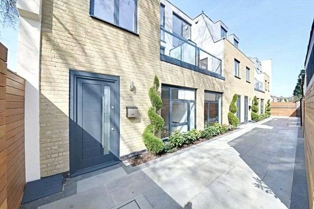 Thumbnail Terraced house to rent in Omega Terrace, London