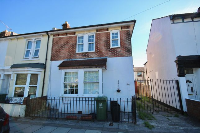 Thumbnail Terraced house to rent in Heidelberg Road, Southsea