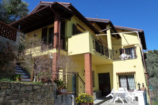 3 bed detached house for sale in Country House Villa With Sea View, Dolceacqua - Regione San Gregorio - Da 381, Italy