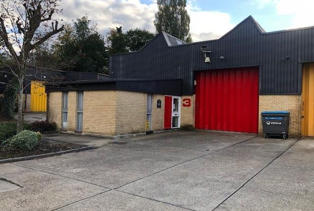 Thumbnail Warehouse to let in 3 Redbourn Industrial Estate, High Street, Redbourn