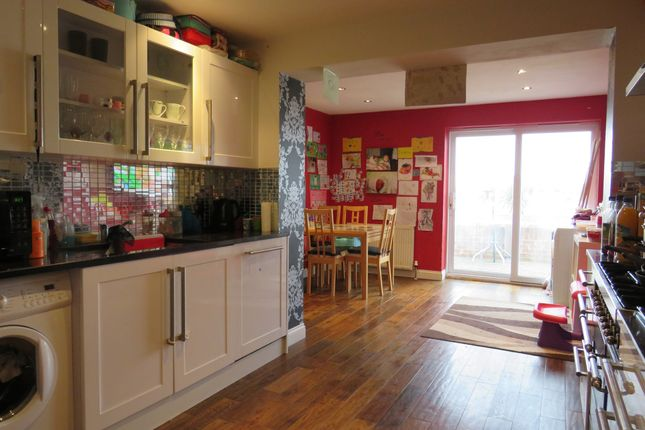 Thumbnail Semi-detached house for sale in Thornhill Way, Portslade, Brighton