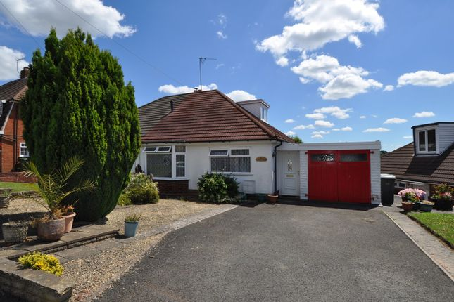 Thumbnail Semi-detached bungalow for sale in Mason Close, Redditch