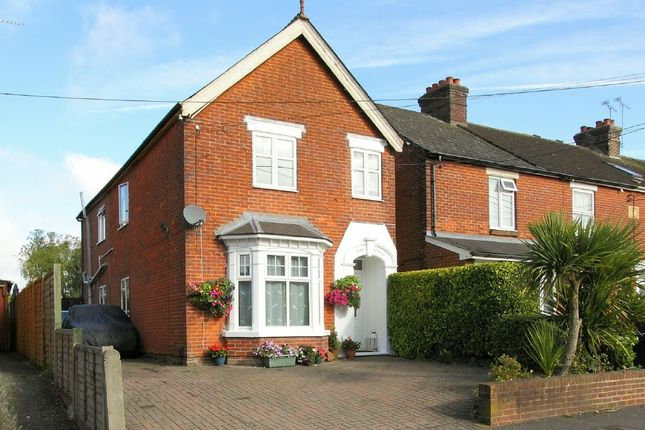Thumbnail Detached house for sale in Vigo Road, Andover