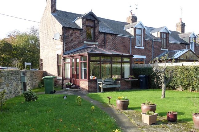 Thumbnail End terrace house to rent in Beech Grove, Blackhall Mill