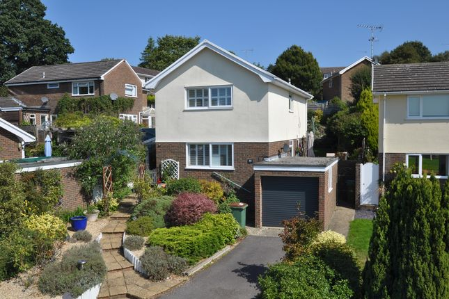 Thumbnail Detached house for sale in Glebelands, Pulborough