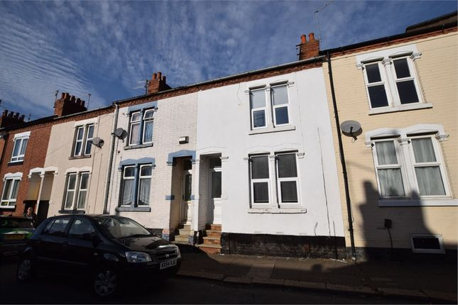 Thumbnail Terraced house to rent in Stanhope Road, Northampton